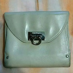 Salvatore Ferragamo wallet JV-22 4656